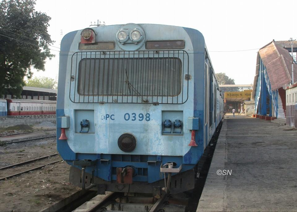 Mahesana-Taranga Hill DMU