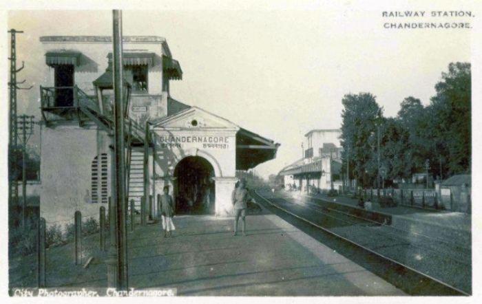 Chandernagore-gare