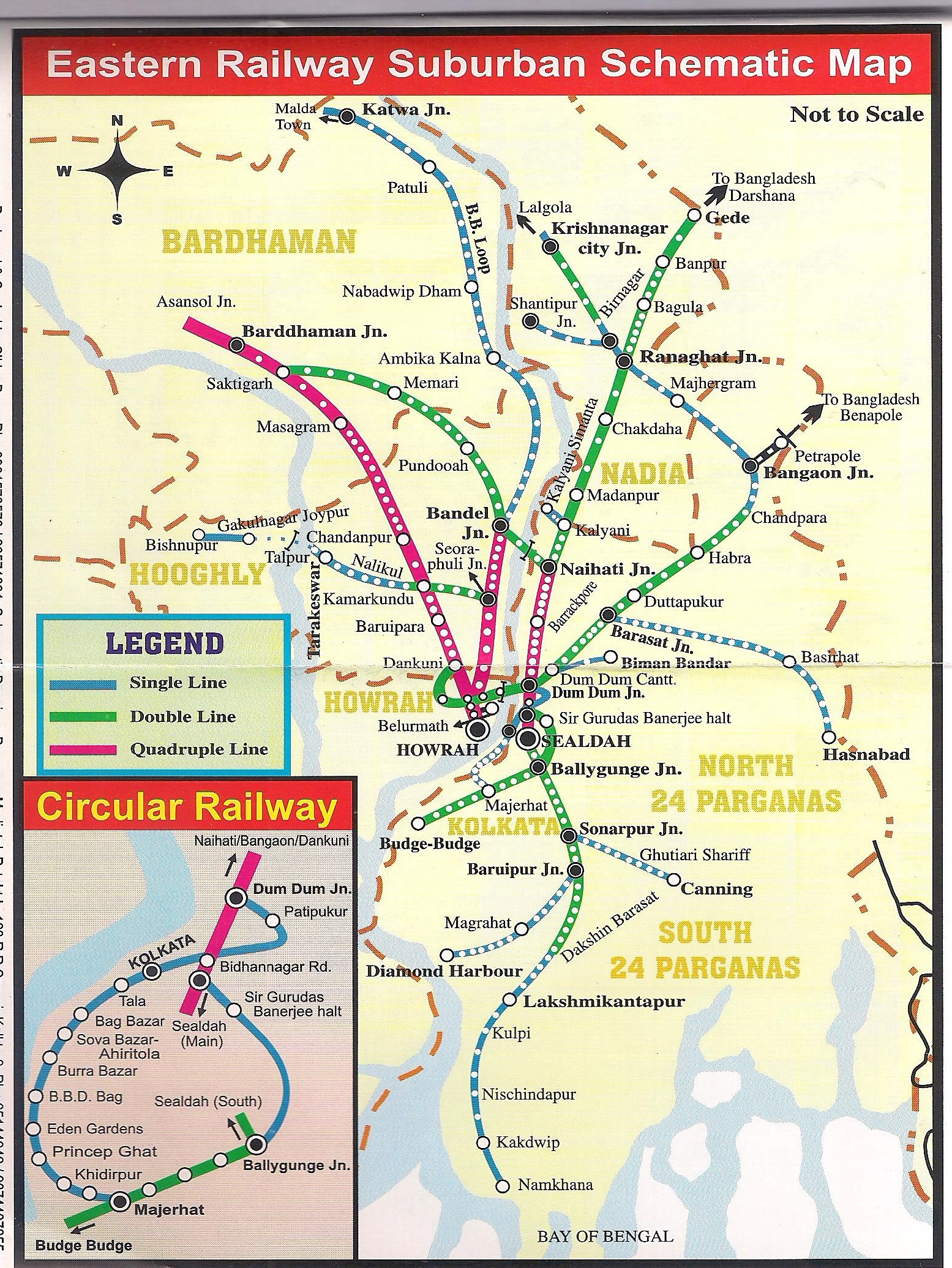 Howrah railway station map - Thepix.info - 1244.3KB