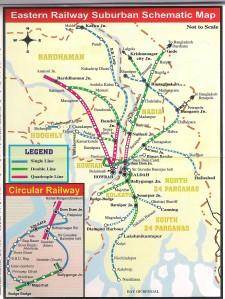 Kolkata Rail (ER Suburban)