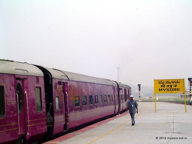 mysore-railway-station