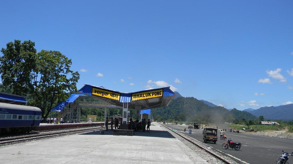 Bhalukpong new