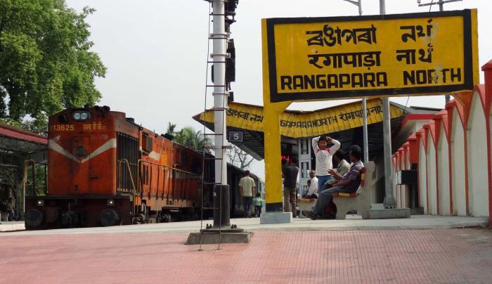 Rangapara North