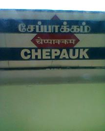 Chepauk