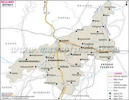 bellary-map