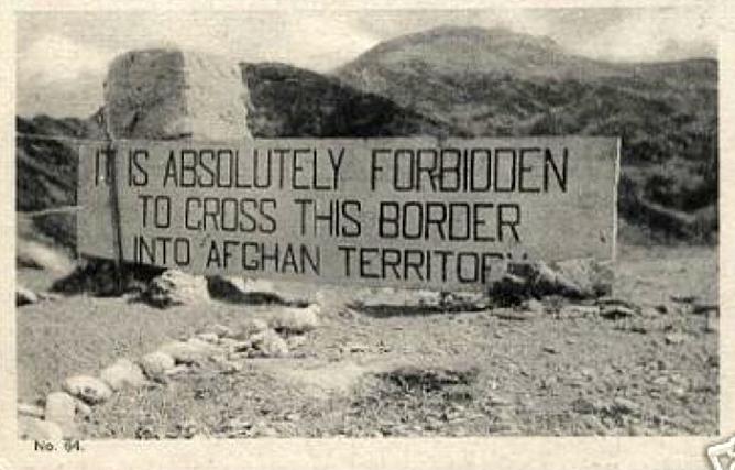 Afghan border(3)