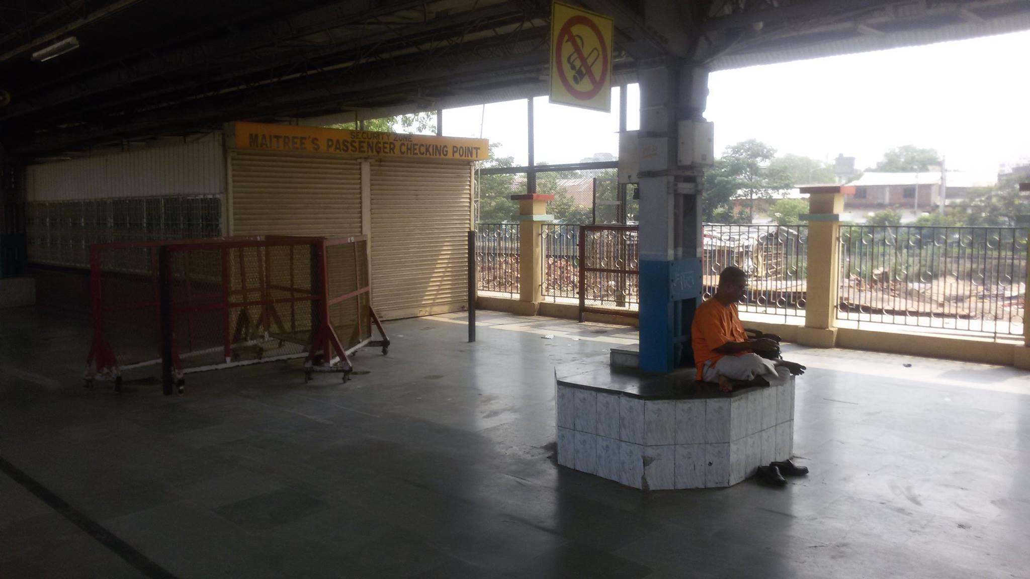 Kolkata-Maitree counter