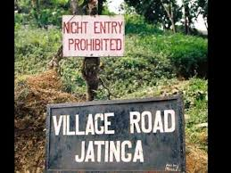 Jatinga village