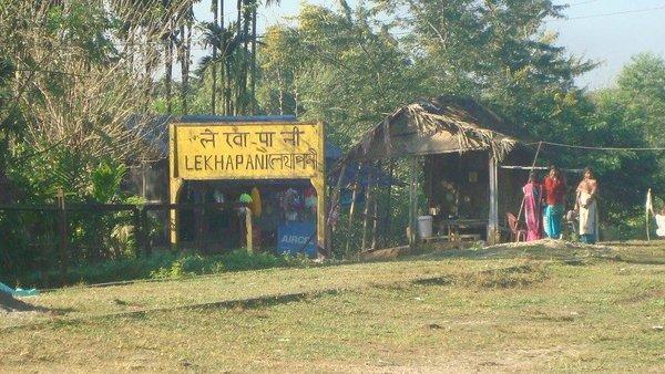 Lekhapani_station
