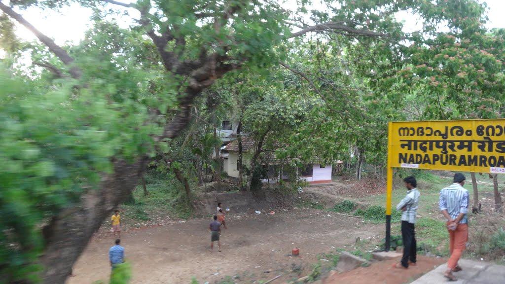 Nadapuram Road