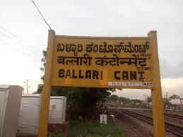 Ballari Cantt