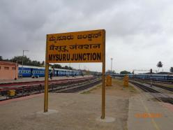 Mysuru station