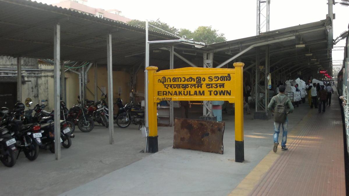 ernakulam town