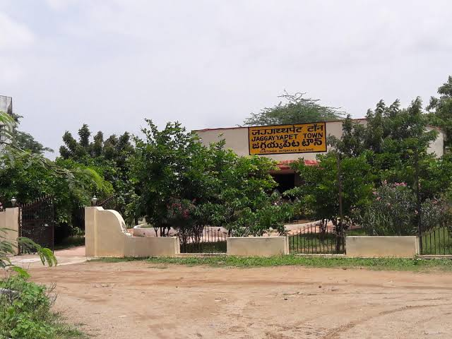Jaggayyapet Town