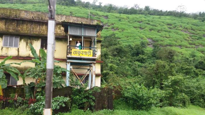 Thakurwadi cabin