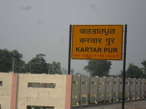 Kartarpur India
