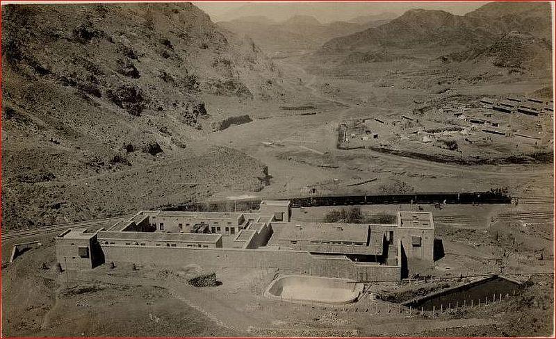Landi Khana camp