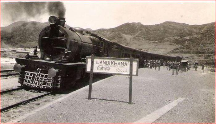 Landi Khana station